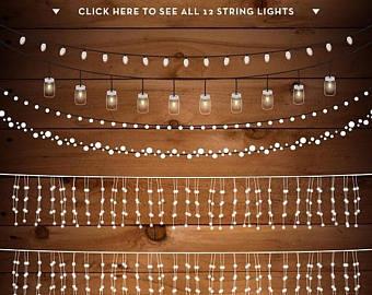 Wedding Art Lights Lights Party