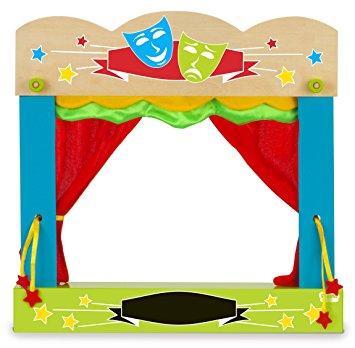 Theatre clipart puppet show Games Toys com: Finger Carry