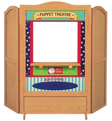 Theatre clipart puppet show Theater Toys Place stage