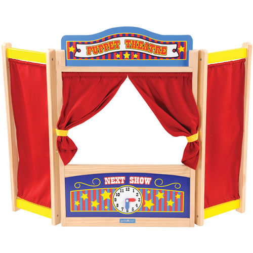 Theatre clipart puppet show Puppet  Tabletop Theater