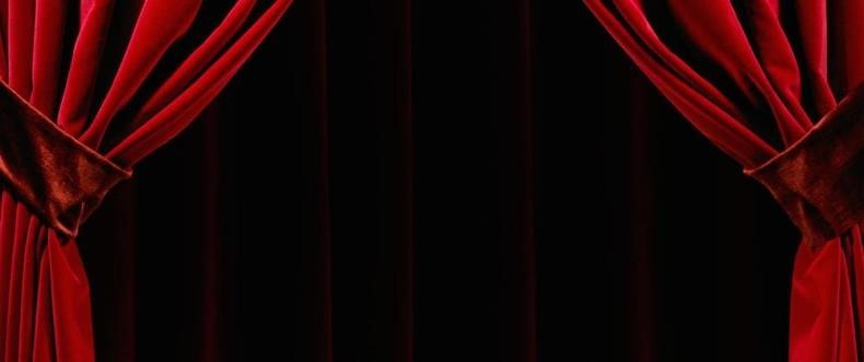 Theatre clipart red curtain Clipart En  Red Clipart