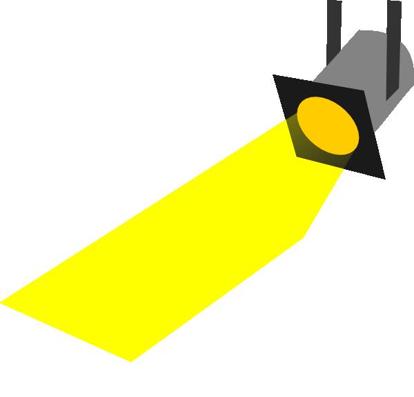 Actor clipart spotlight Com Clip vector  online