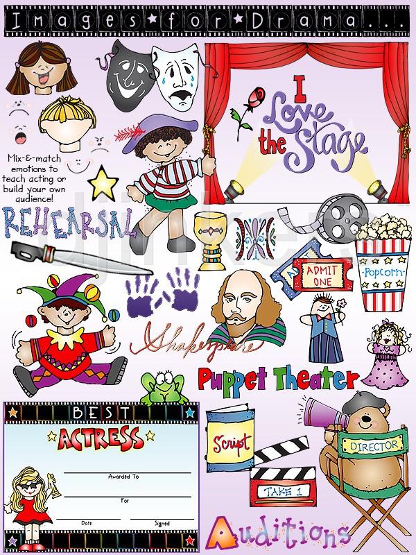 Actor clipart musical theatre Clip art clip art clip