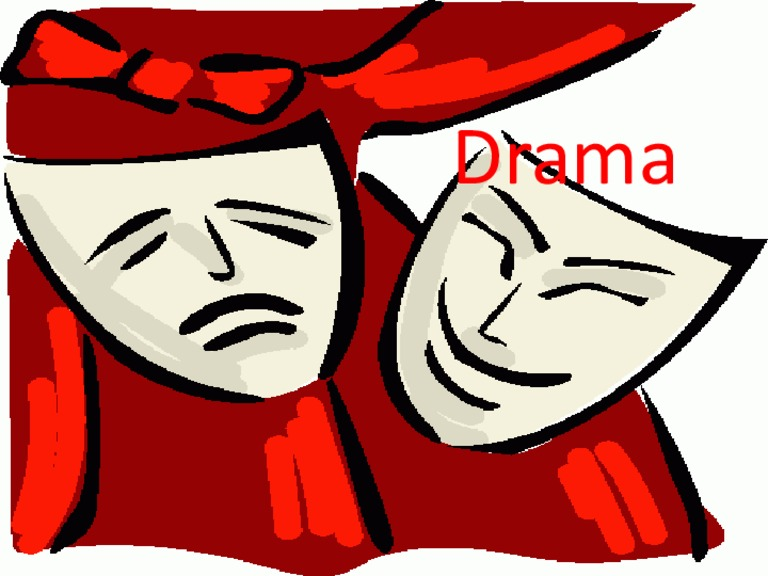 Theatre clipart theater play Classical  drama