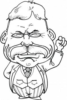 Theodore Roosevelt clipart Theodore Roosevelt Pinterest Theodore Roosevelt