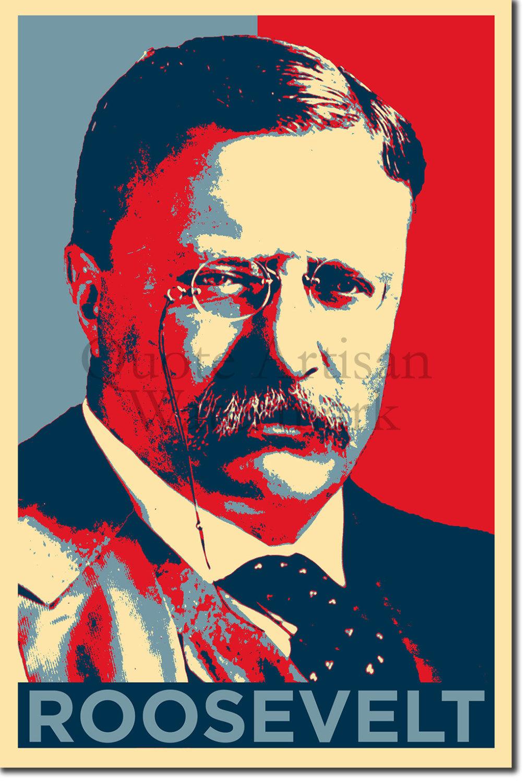 Theodore Roosevelt clipart Original Roosevelt Inch Theodore Etsy