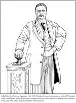 Theodore Roosevelt clipart Clipart Roosevelt Illusion clipart Illusion