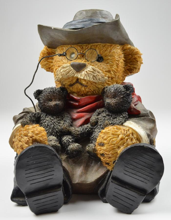 Theodore Roosevelt clipart Teddy Bear Clipart Dressed TEDDY Roosevelt In Teddy