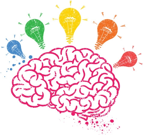 Brains clipart brain thinking Thinking Kids Brain Cliparts Clipart