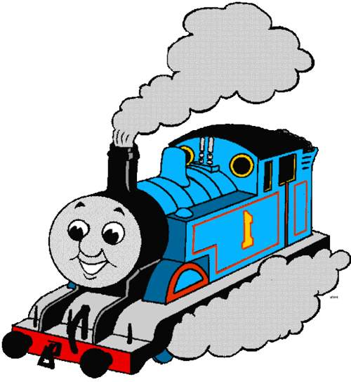 Thomas The Tank Engine clipart Clip the cartoon engine the