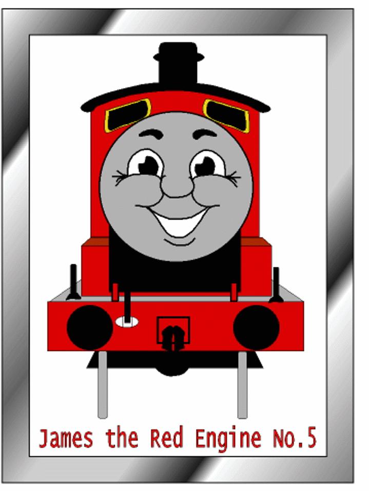 Thomas The Tank Engine clipart Tank Art engine art Clip