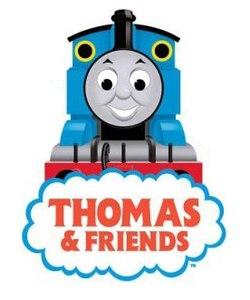 Engine clipart thomas train Jpg Thomas tank engine Wikipedia