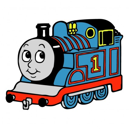 Thomas The Tank Engine clipart Thomas the Clip co (about