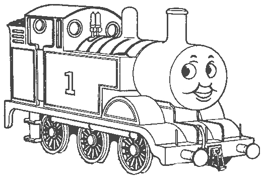 Locomotive clipart black and white Clip Art Clip Thomas engine