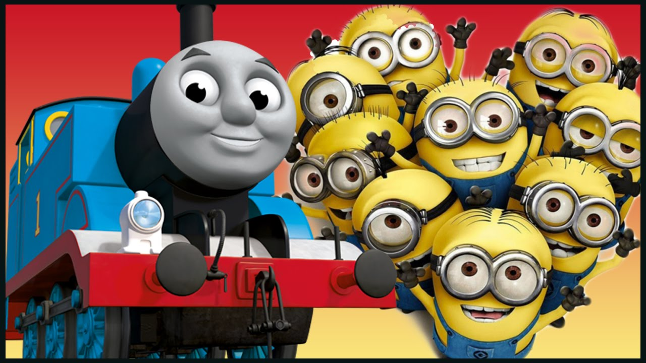 Despicable Me clipart friendship Me Thomas Baby the Train