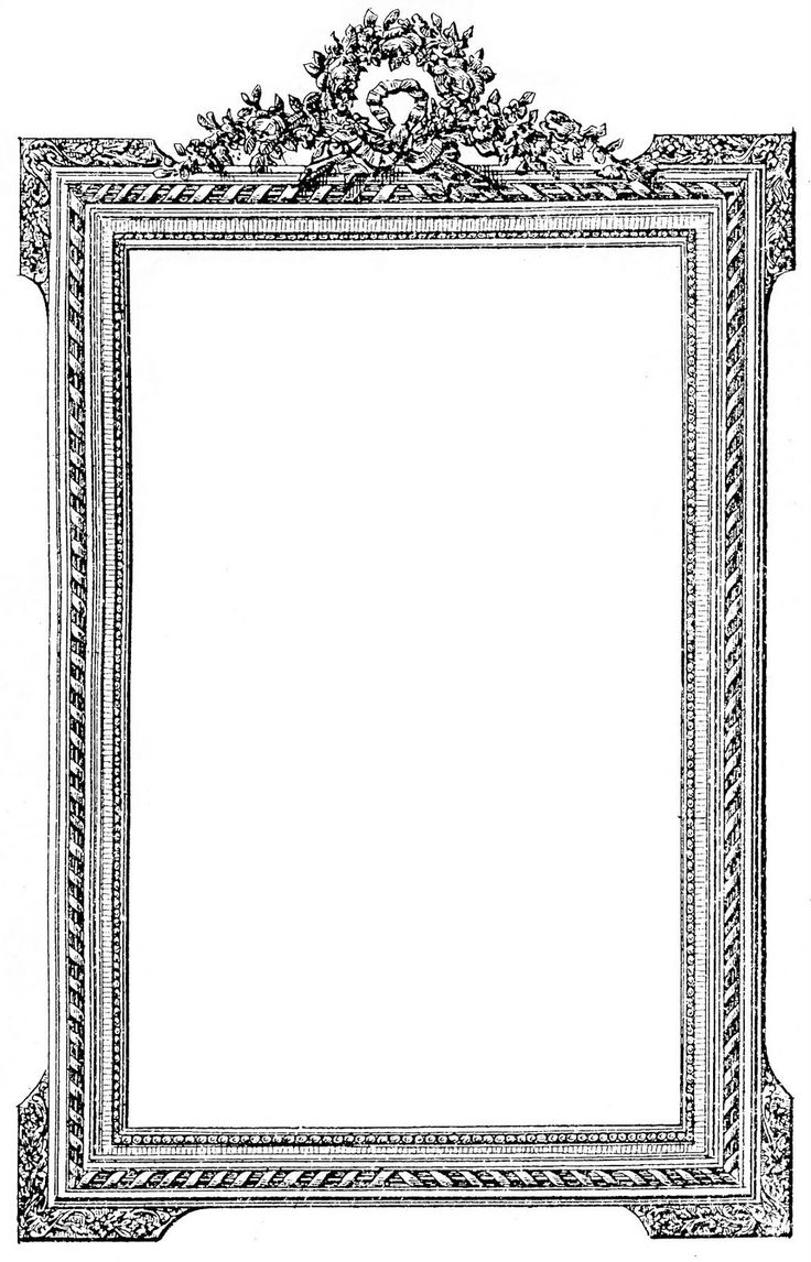 Thorns clipart antique frame F images s u i