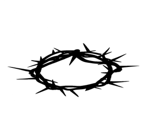 Thorns clipart crown thorns Cliparts Crown Jesus Clipart Thorns