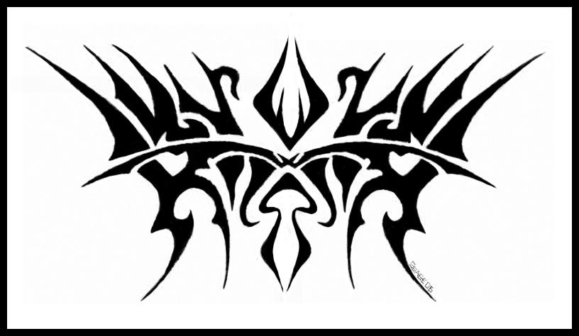Thorns clipart tribal Art Free Clip Art Free