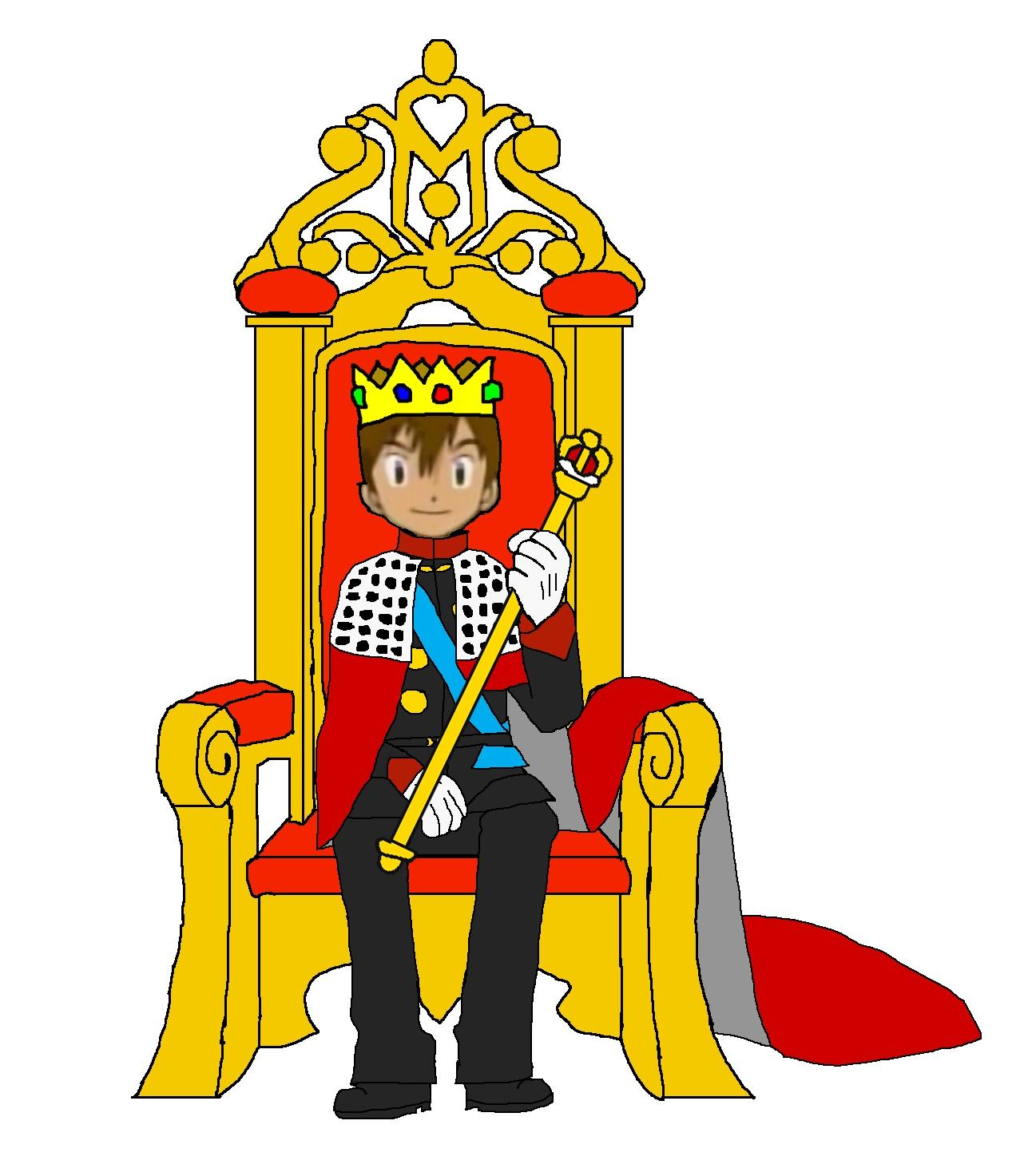 Throne clipart King On Library Clipart HD