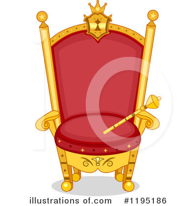 Throne clipart Illustration #1195186 Stock Design (RF)