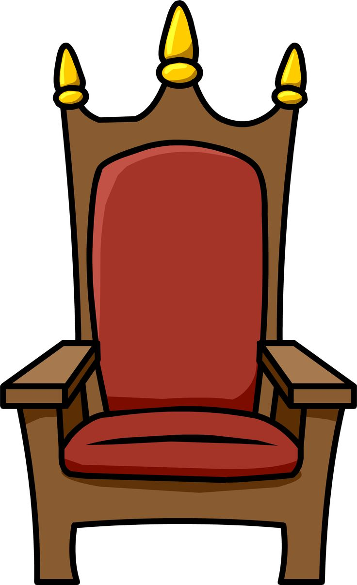 Throne clipart King Pinterest best Shadow on