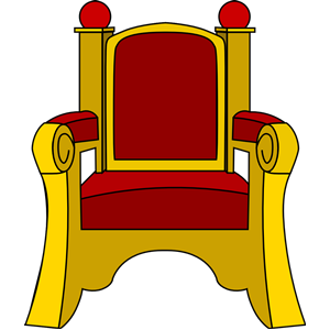 Throne clipart vector Eps free emf  (wmf