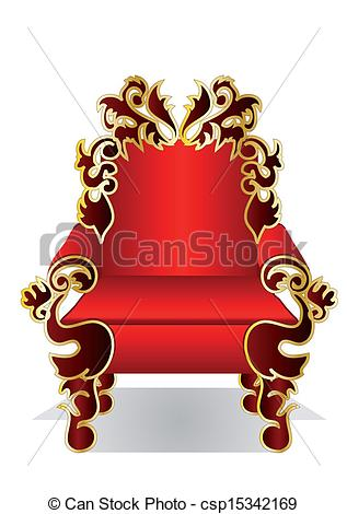 Throne clipart vector Throne Throne Clipart collection Stock