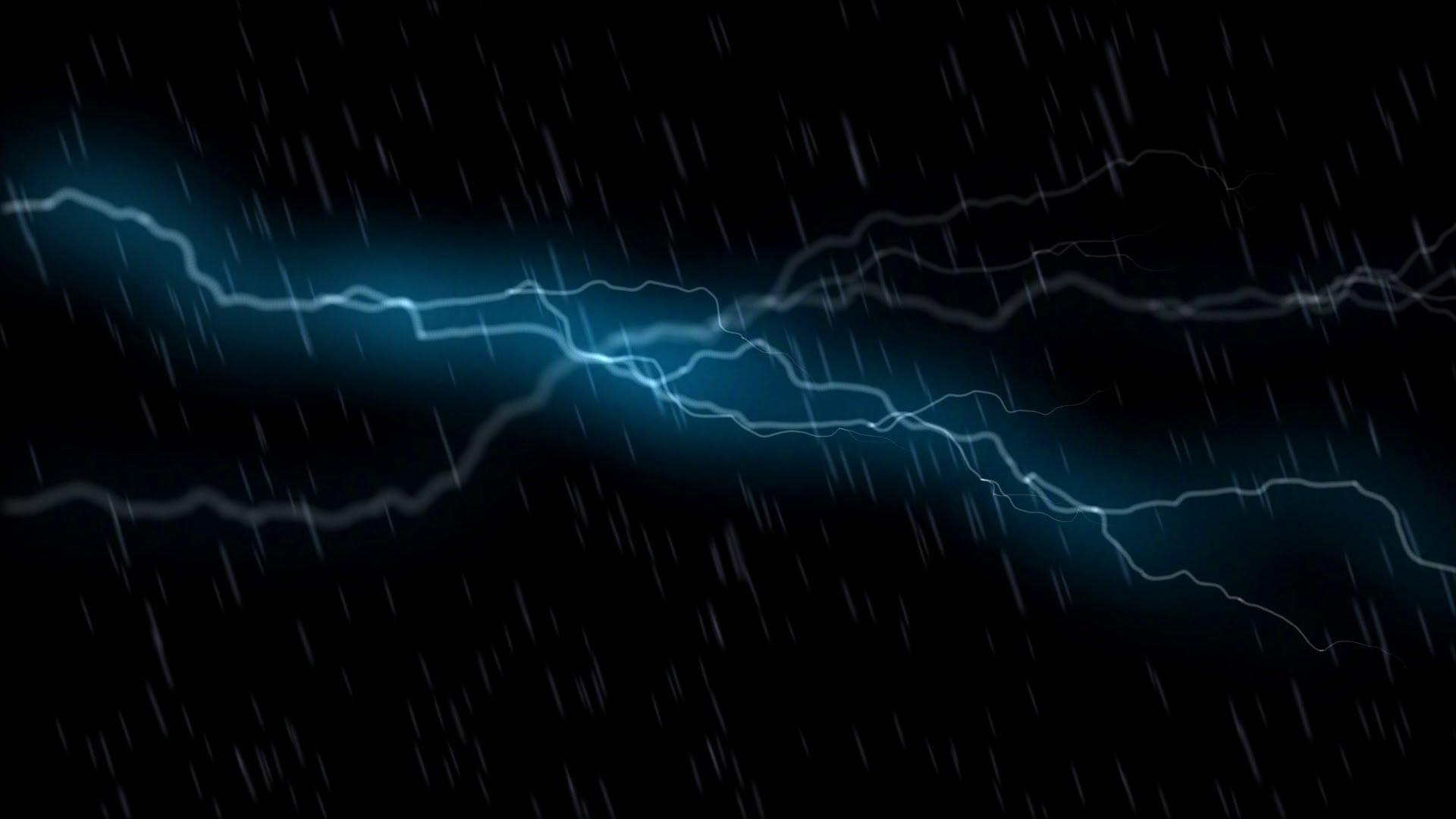 Thunder clipart animated Footage Animation Thunder and