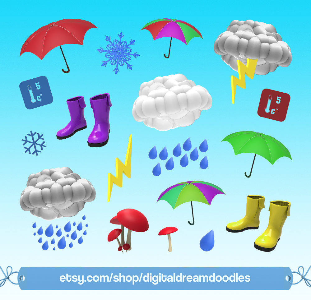 Thunderstorm clipart rainy day File Clip  is This