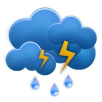 Thunder clipart i hear Week the thunder and percussion
