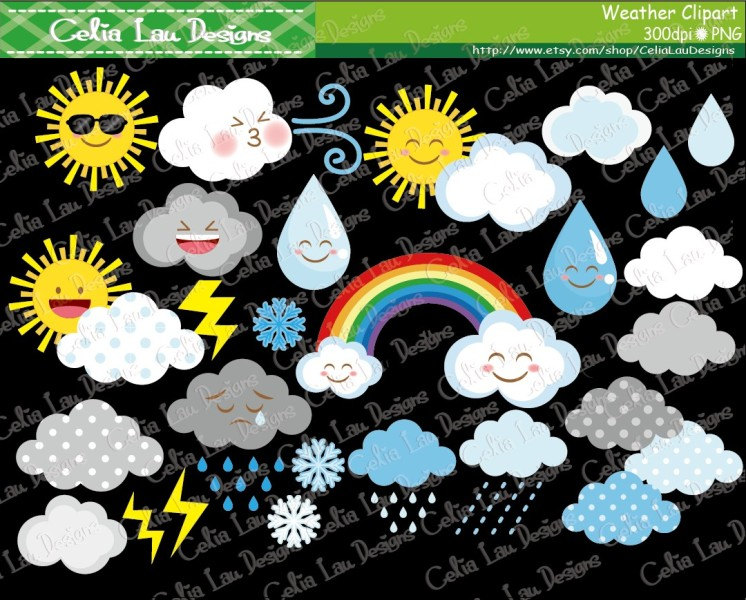 Thunder clipart weather symbol Symbol is This file Clip