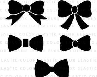 Bow Tie clipart baby blue Svg collection clipart Etsy Bow