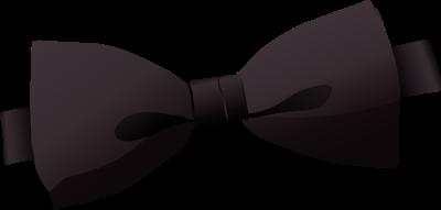 Bow Tie clipart transparent background Bow Black Black Clipart Bow