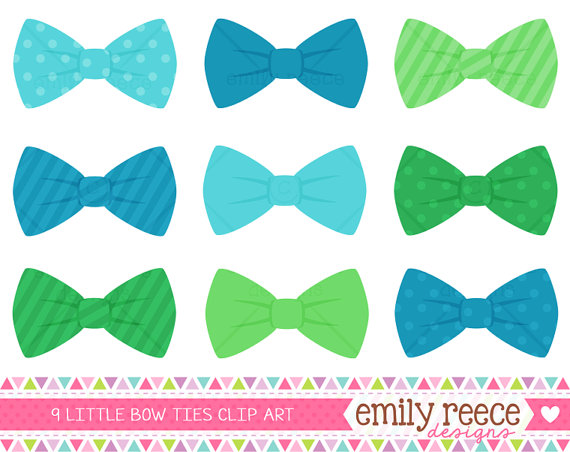 Plaid clipart light green Tie blue Bow collection Boy
