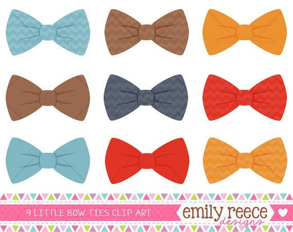 Doctor Who clipart chevron tie Brown Bow by on boy