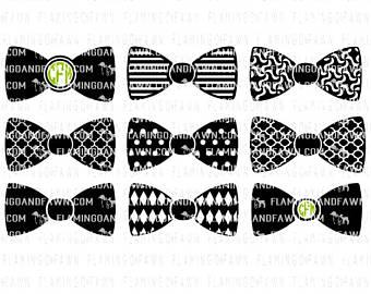 Tie clipart bow tie pattern Tie Bowtie Etsy clipart svg