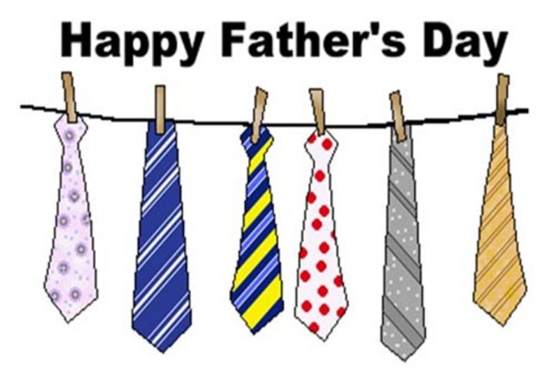 Tie clipart funny Templates fathers day Text Art