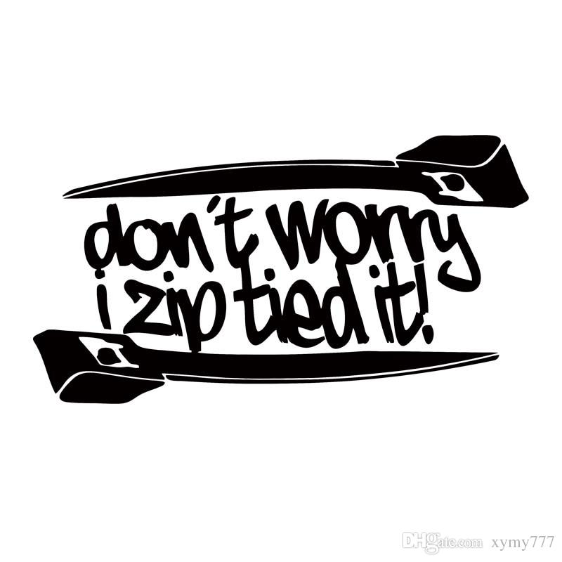 Tie clipart funny I Zip For Worry 50