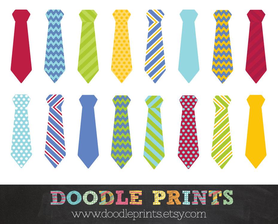 Tie clipart little man Photo Art Printable Little Clip