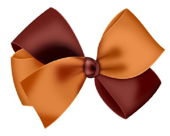 Tie clipart orange ribbon About CLIP on • BOW