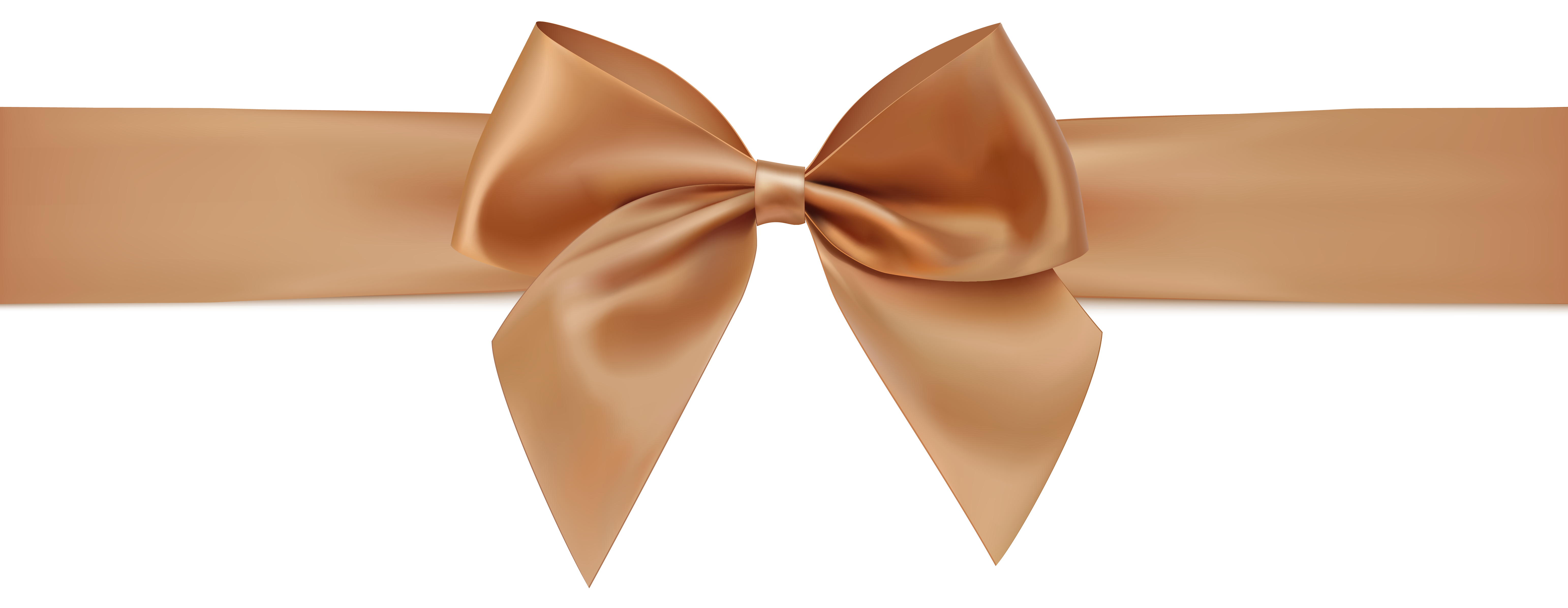 Tie clipart orange ribbon Ribbon PNG Clipart Ribbon Brown