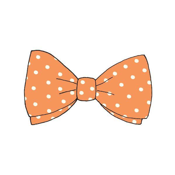 Tie clipart polka dot tie Papillon Bow on Pinterest Polka