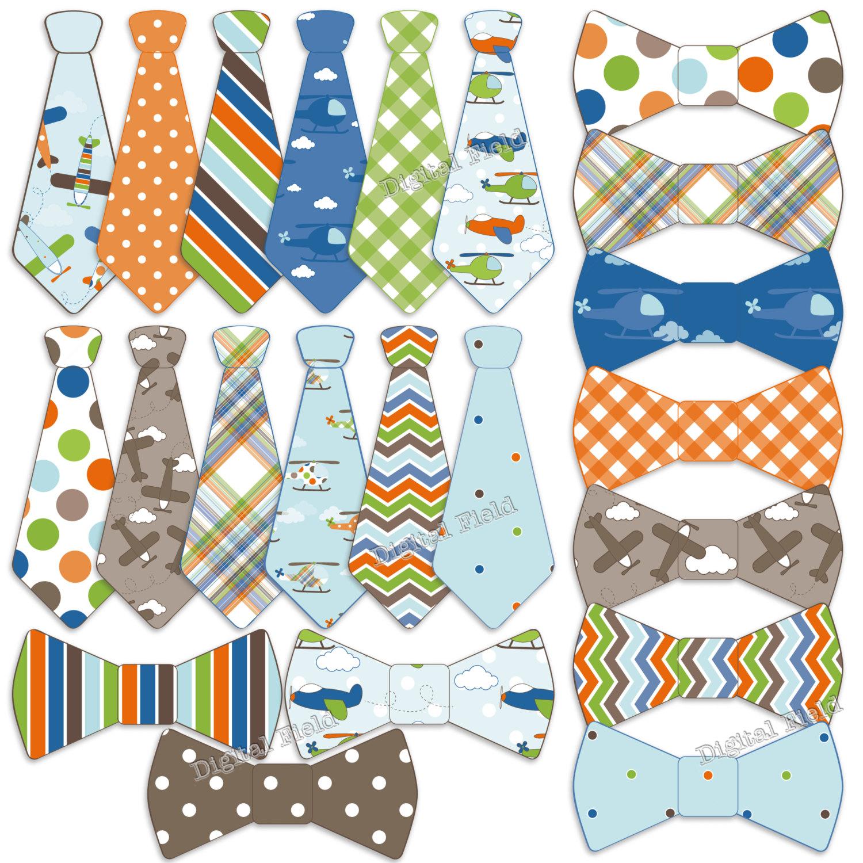 Orange clipart necktie Necktie file orange art green