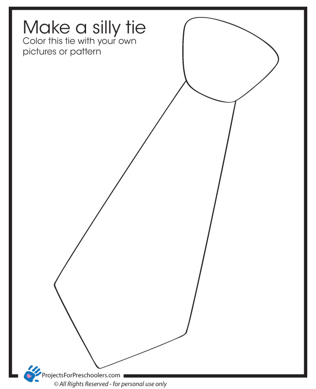 Tie clipart silly Tie decoration on Use Templates