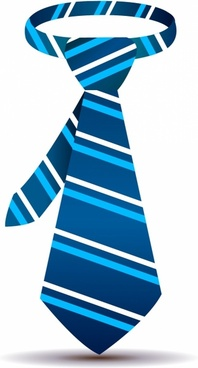 Tie clipart stripy Free commercial Tie Blue Tie