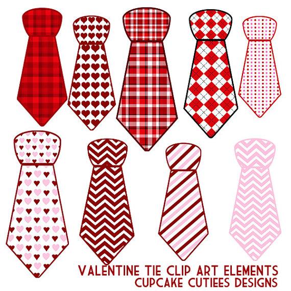 Tie clipart valentine Boy by $3 Clip Clip