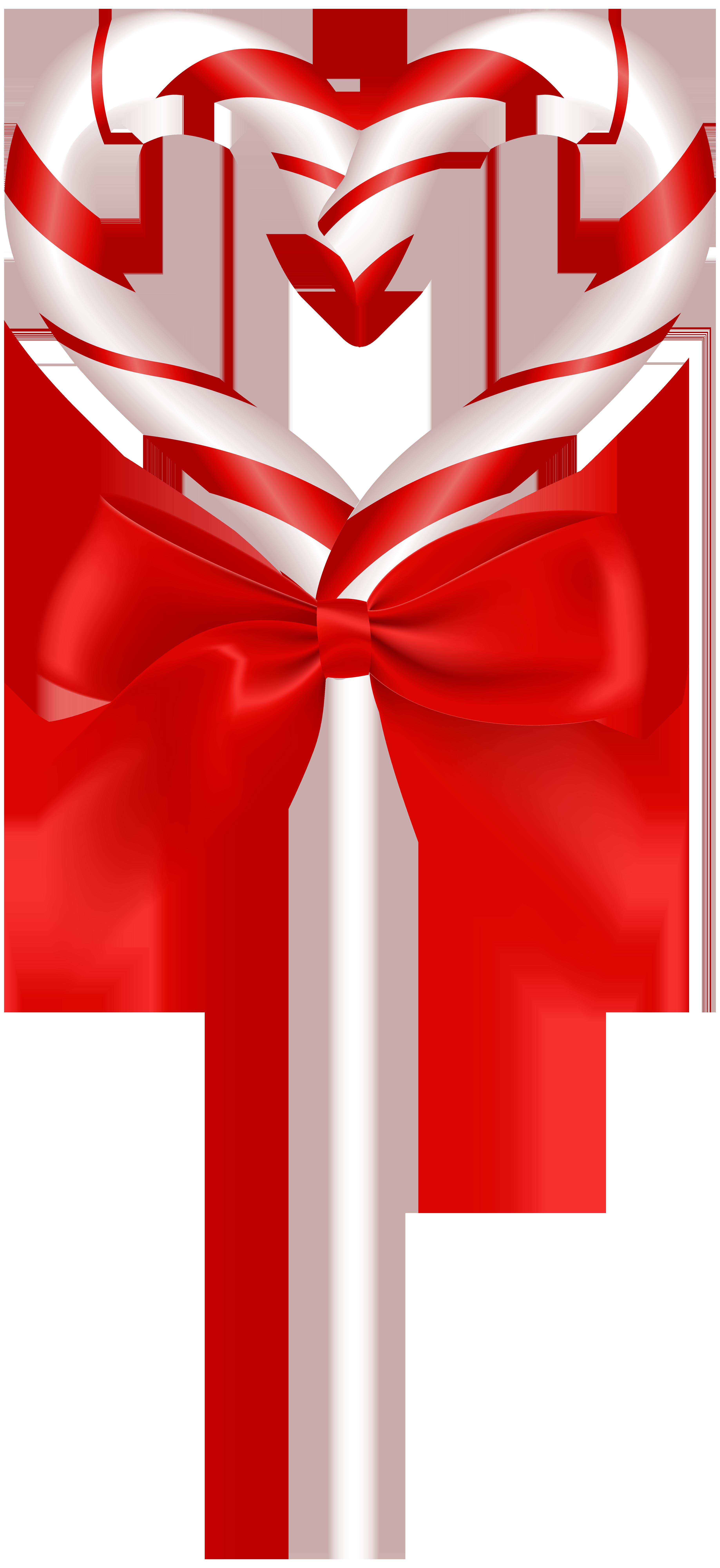 Tie clipart valentine Clip Gallery Heart Deco Yopriceville