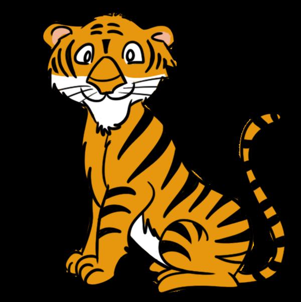 Tiiger clipart · Clip Tiger Panda Art