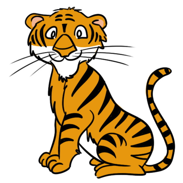 Bengal clipart cute tiger Free Tiger Images Panda Clipart