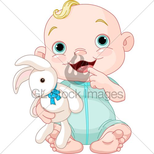 Tiger clipart baby boy #15